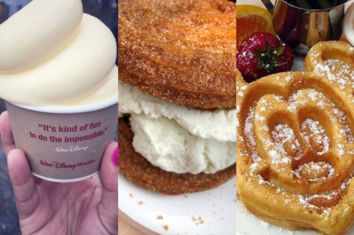 Top 5 Must Try Treats At Disney World