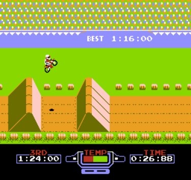 NES Excitebike