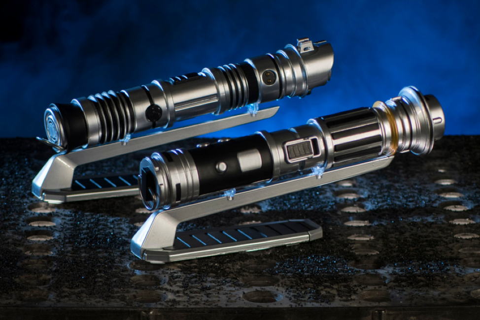 star wars build a lightsaber