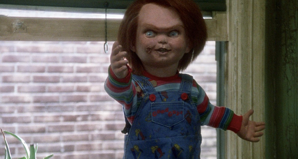 1. Achieving the movements of Chucky