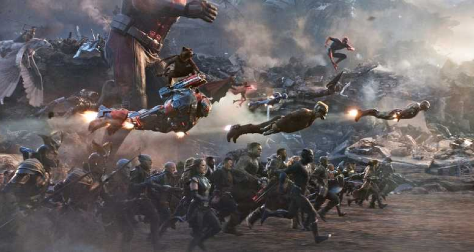 Top 5 Must See Epic Fight Scenes In The Marvel Cinematic Universe