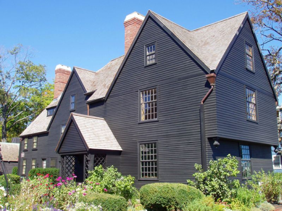 2  House of the Seven Gables