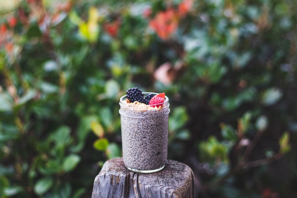 Pre Workout Vegan Smoothies - Banana Walnut Bliss