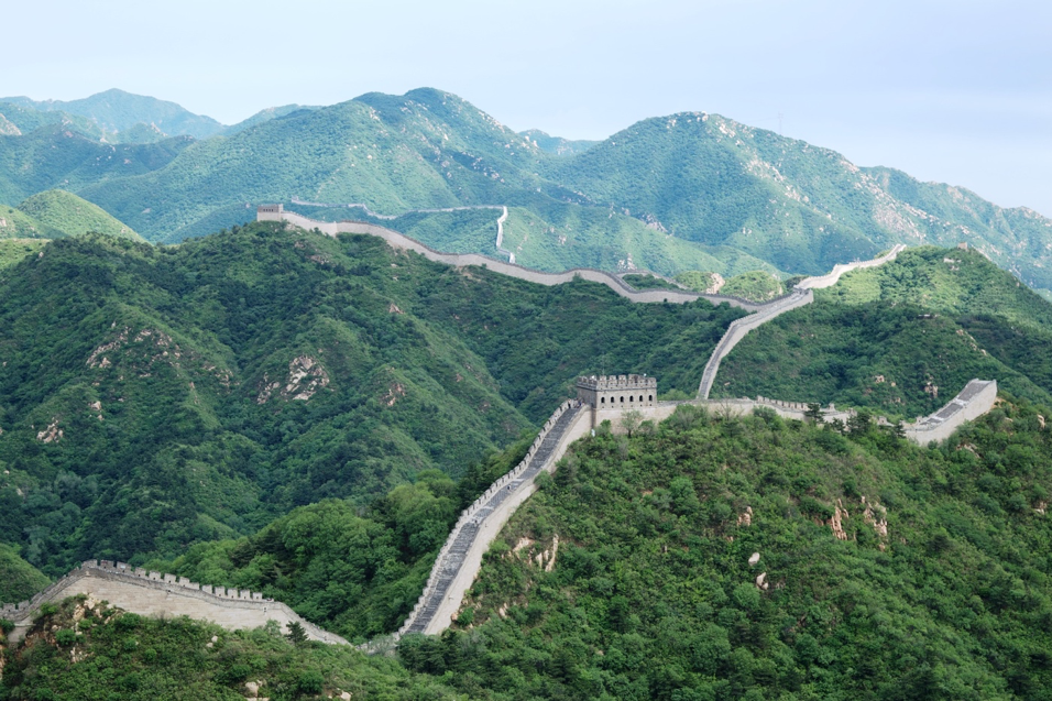 #20 The Great Wall of China is Visible from Space