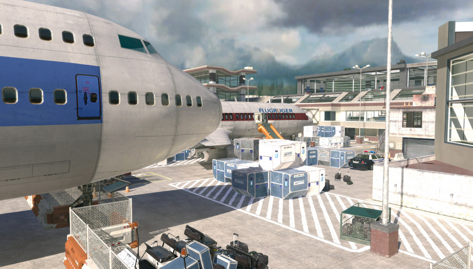 Top 5 Call Of Duty: Modern Warfare 2 Multiplayer Maps