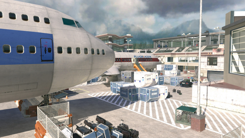 Call of Duty Modern Warfare 2 Terminal