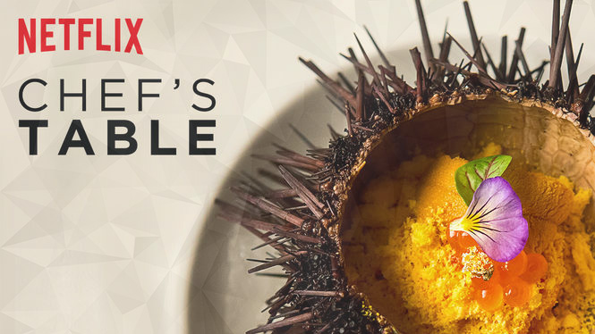 Top 5 Netflix Food Shows Chef's Table