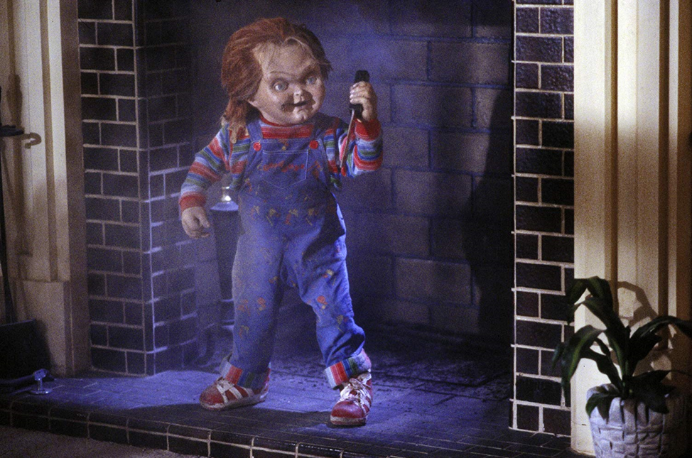 Child's Play changed Distributers after the First Film
