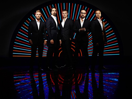 New Love - DNA - Backstreet Boys