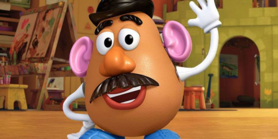 Top 5 'Toy Story 4' Facts Worth Knowing Before You See It - Mr Patato Head