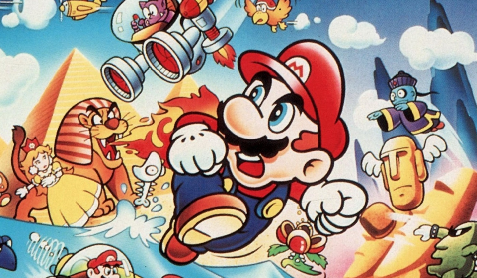 Top 5 Classic Super Mario Games - Super Mario land