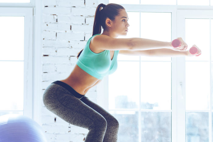 Top 5 Lower Body Exercises For a Nicer Butt