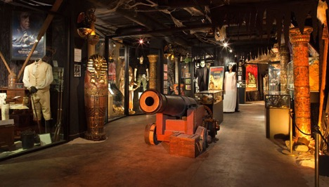 Top 5 Movie Museums - The Hollywood Museum
