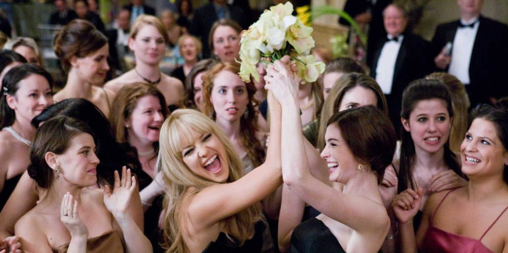 Top 5 Movies To Watch For A Girls Night In Bride Wars