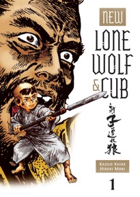 Top 5 Non-Superhero Comics That Need to Be Adapted - Lone Wolf and Cub