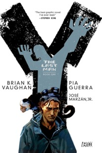 Top 5 Non-Superhero Comics That Need to Be Adapted - Y The Last Man