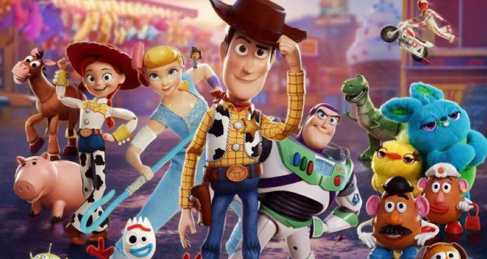 Top 5 facts about Toy Story 4