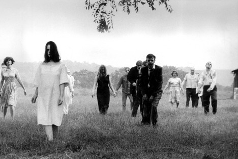 Top 5 horror movies on Amazon Prime - night of the living dead