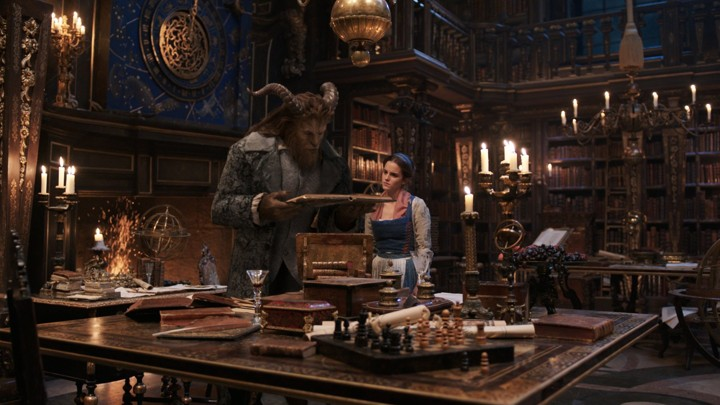 Top 5 Disney live action remakes - Beauty and the Beast
