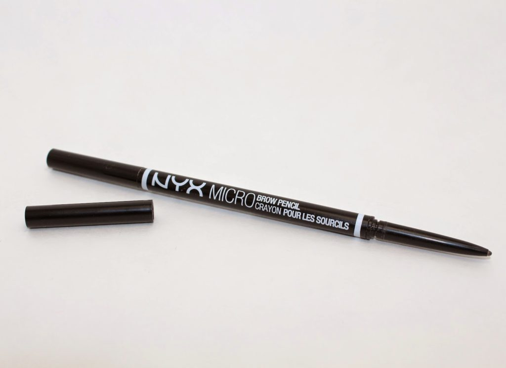 Top 5 affordable beauty products - NYX Micro Brow Pencil