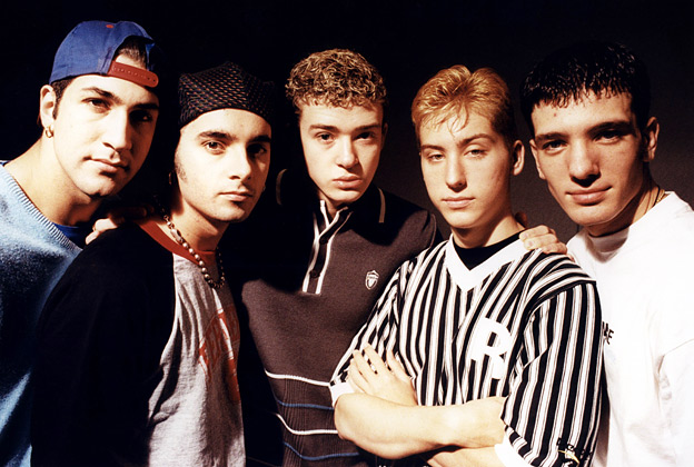 The Nostalgia of it all NSYNC