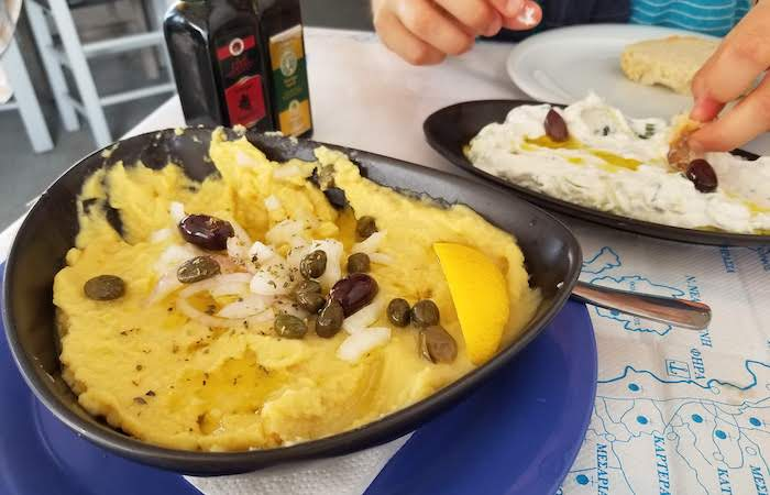 Top 5 Things to do in Santorini, Greece - Try Local Food