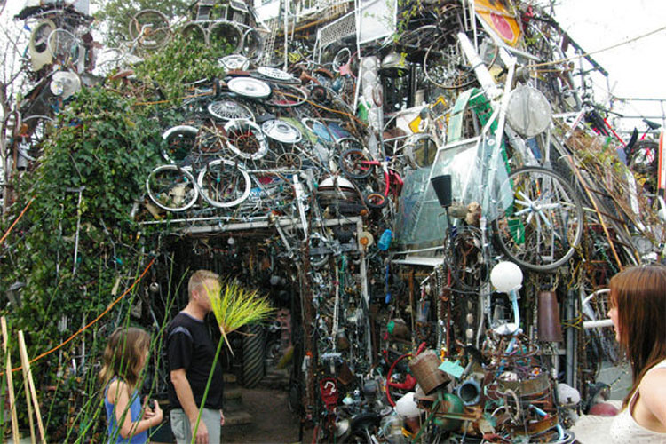 Catherdral of junk