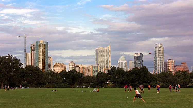 The Top 5 Free Things To Do In Austin - Zilker Park