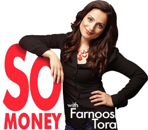 Top 5 Best Podcasts for Financial Education - So Money with Farmoosh Torabi