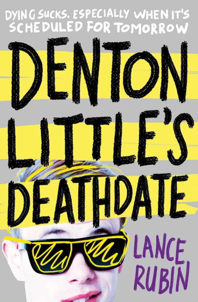 Top 5 Books that Should Be Turned into Movies - Denton Littles Death Date