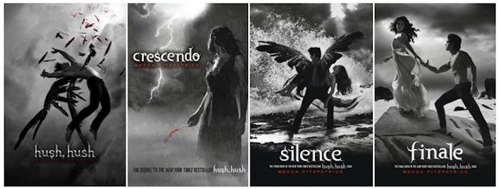 Top 5 Books that Should Be Turned into Movies - Hush Hush Series