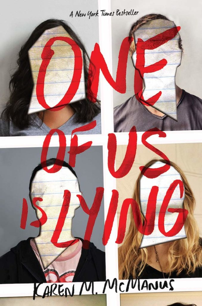Top 5 Books that Should Be Turned into Movies - One Of Us Is Lying