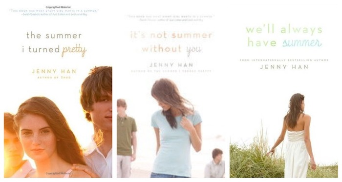 Top 5 Books that Should Be Turned into Movies - The Summer I Turned Pretty