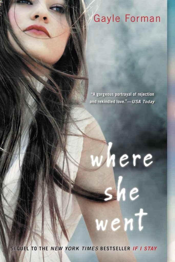 Top 5 Books that Should Be Turned into Movies - Where She Went