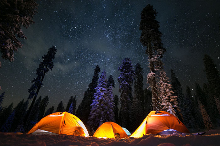 Top 5 Camping Tips For First-Timers - Camp close to home