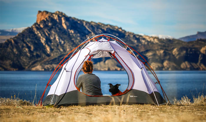 Top 5 Camping Tips For First-Timers - practice setting up
