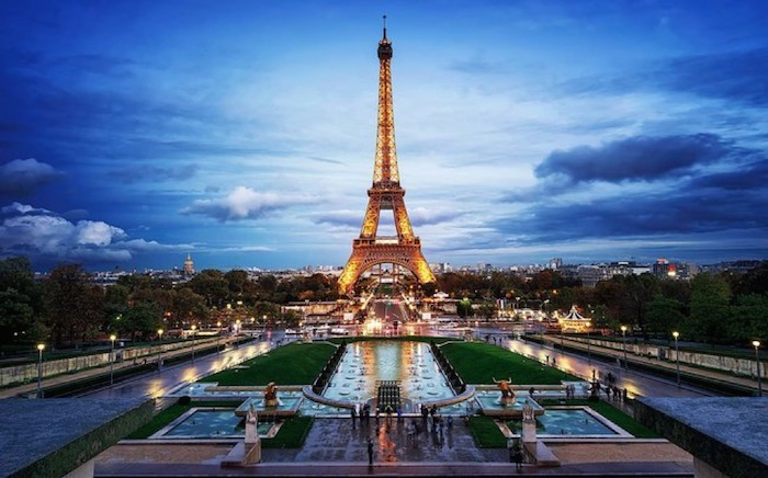 Top 5 Iconic World's Fair Structures - Eiffel Tower