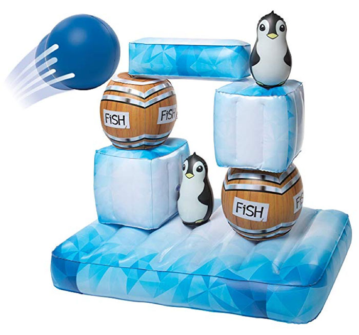 Top 5 Inflatables For Some Summer Fun - Stack and Splash