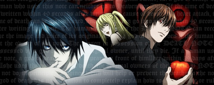 Top 5 Manga Series Of All Time - Death Note