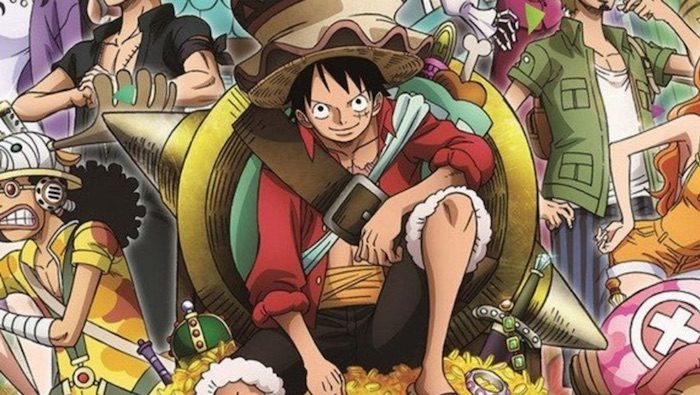 Top 5 Manga Series Of All Time - One Piece