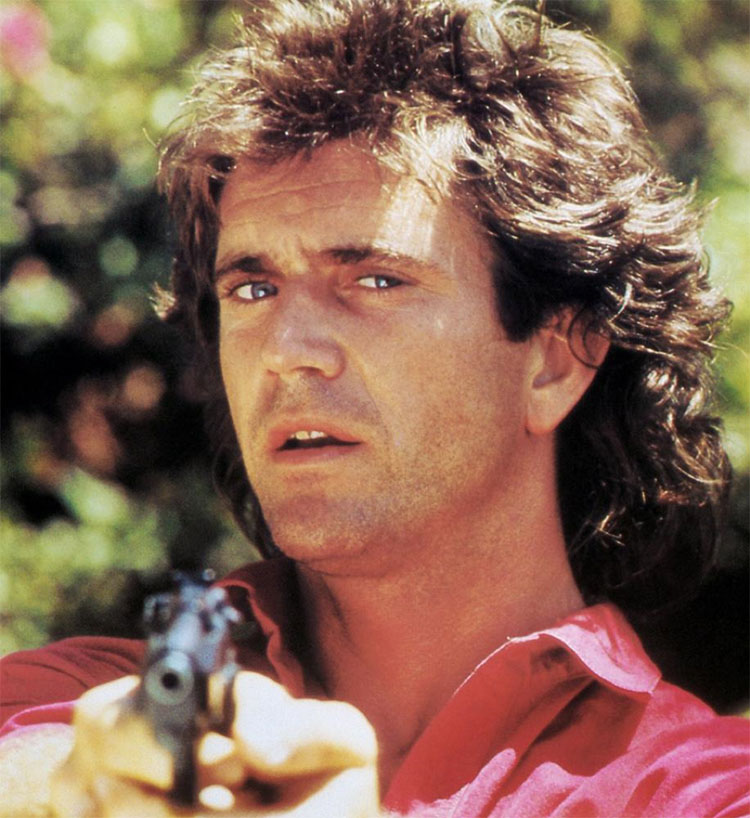 Top 5 Movie Cops - martin Riggs