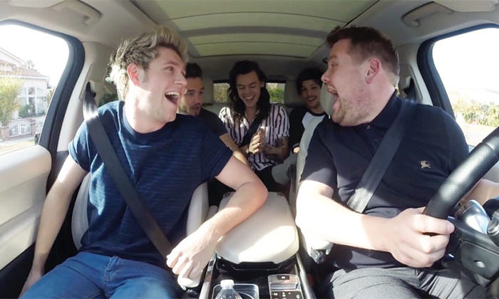 Top 5 Must Watch Carpool Karaoke