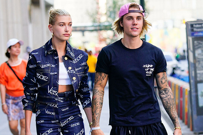 Top 5 New Celebrity Love Relationships - hailey baldwin justin bieber