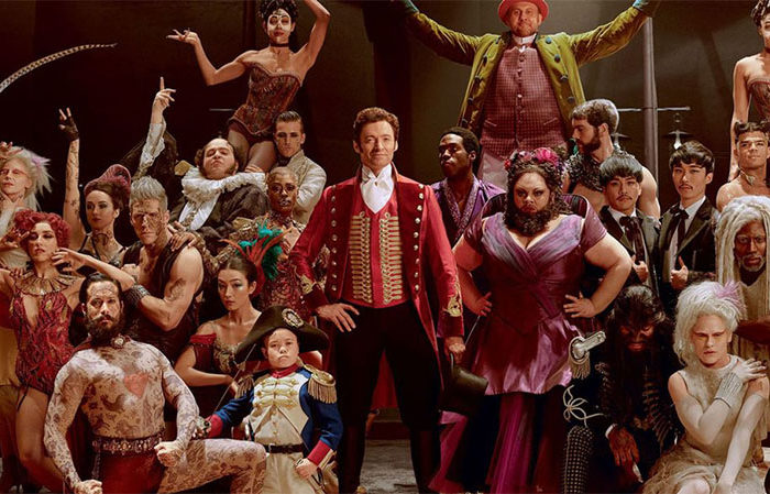 Top 5 Performances from The Greatest Showman