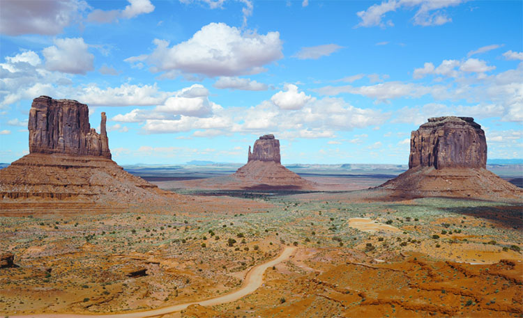 Top 5 Places To Visit In Arizona - Monument Valley