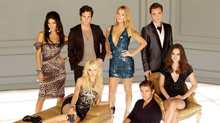 Top 5 TV Shows That Are Based In New York - Gossip Girl