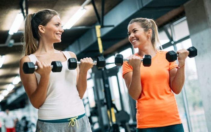 Top 5 Tips For Living Healthier In College - Workout buddy