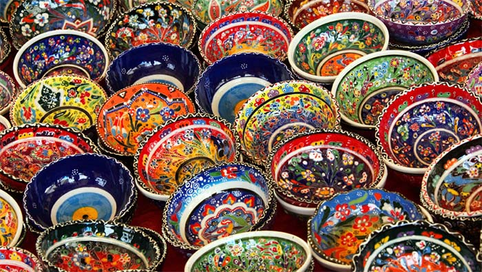 Top 5 Unique Souvenirs To Buy When Traveling - Ceramics and Pottery