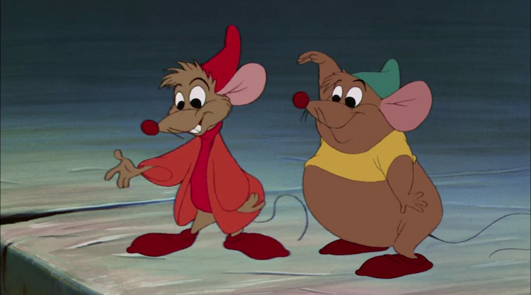Top 5 unanswered questions about Cinderella - Mice