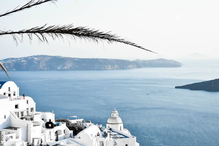 Top 5 Most Scenic Venues for a Destination Wedding - greece